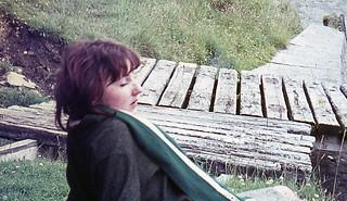 Elaine Wilkinson, County Wicklow, Ireland, 1964