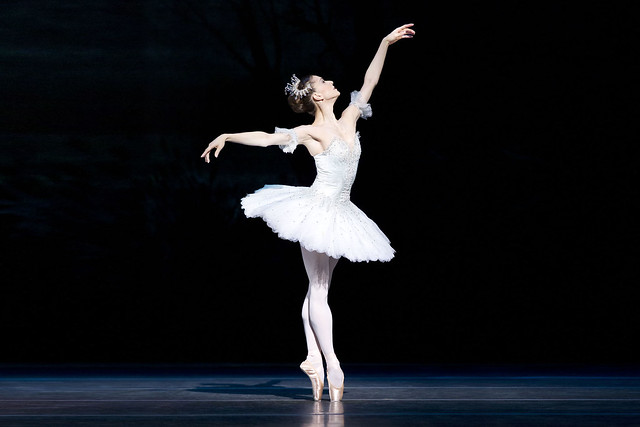 Marianela Nuñez in The Sleeping Beauty, The Royal Ballet,© ROH / Johan Persson 2011