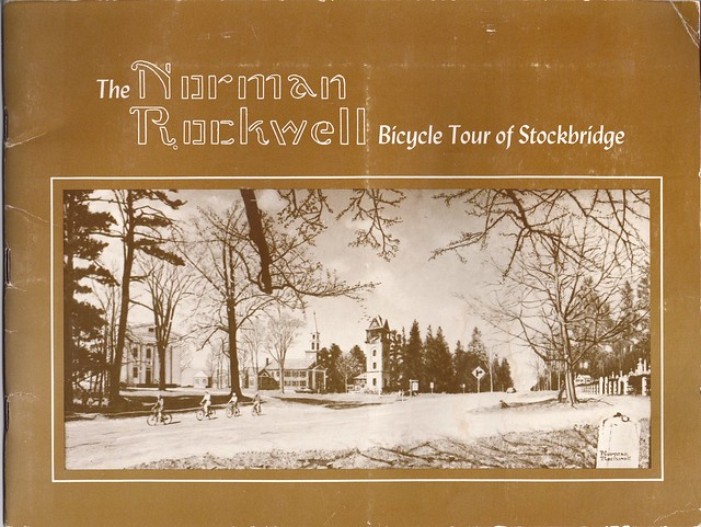 Norman Rockwell Bicycle Tour Of Stockbridge Flickr
