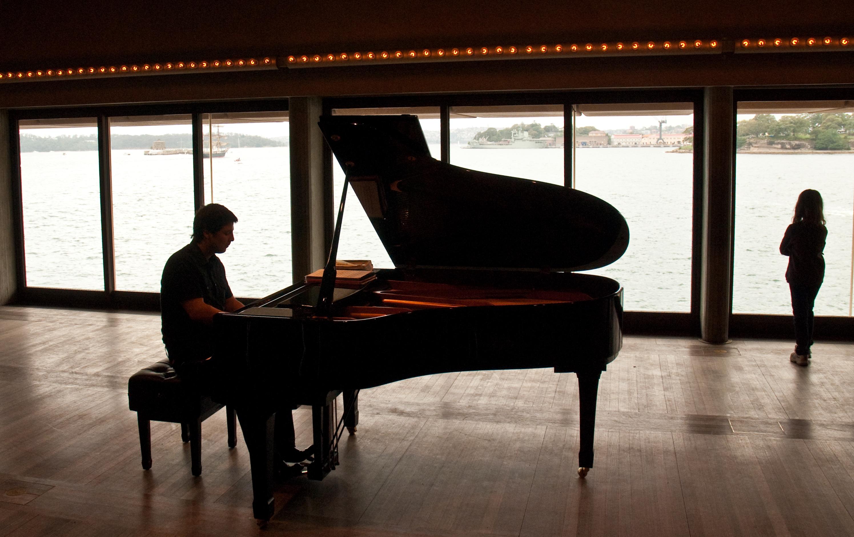 Utzon Room Opera House Wedding