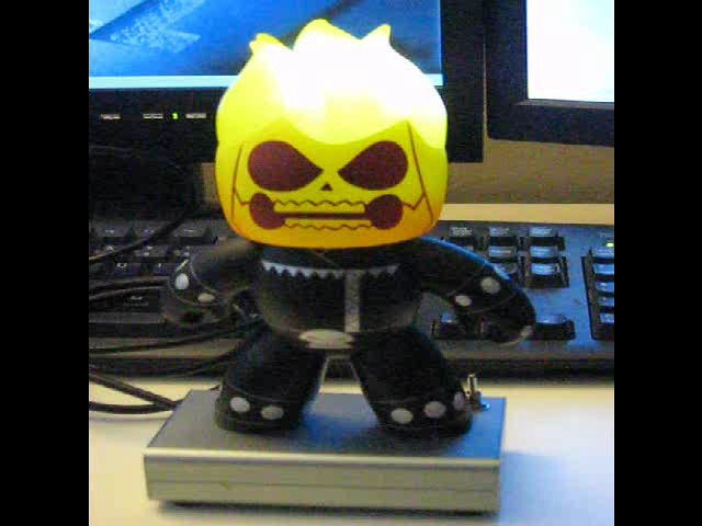 ghost rider email notifier
