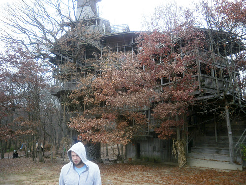 The ministers treehouse - Crossville TN