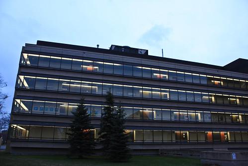 Brandon University - Brodie Building