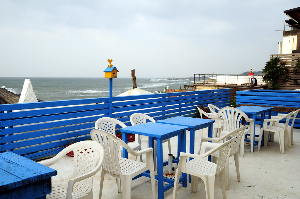三芝‧咖啡‧海洋深呼吸