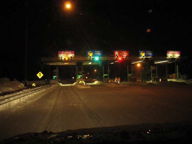 Garden State Parkway Toll Plaza Flickr Photo Sharing