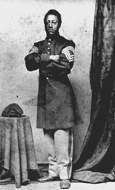 Civil War- Lewis Douglass | Flickr - 98.8KB