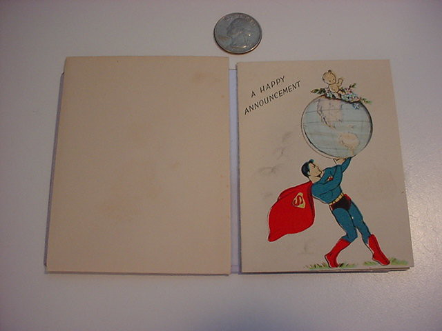 superman_1940sbirthannounce1