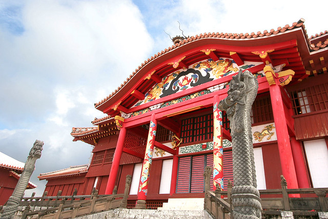 Shuri Castle - 09