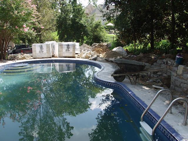 Trinidad 2fb viking pools custom design watson 39 s of for Pool design nashville