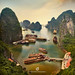Ha Long Bay by fesign
