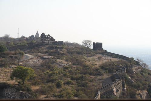 india fort rajasthan chittorgarh