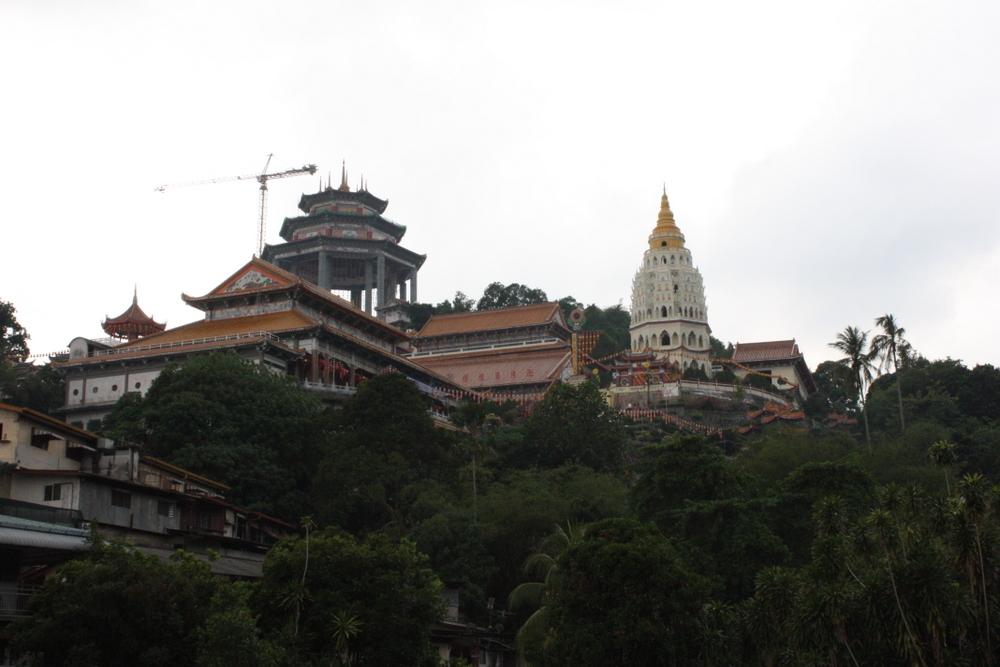 Kek Lok Si Temple Pavillion