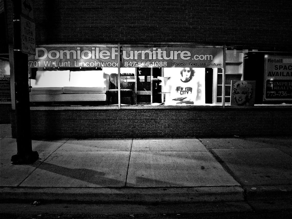 John Lennon For Domicile Furniture Peterson Cicero Tstnt Flickr
