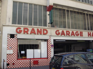 Garage à Paris