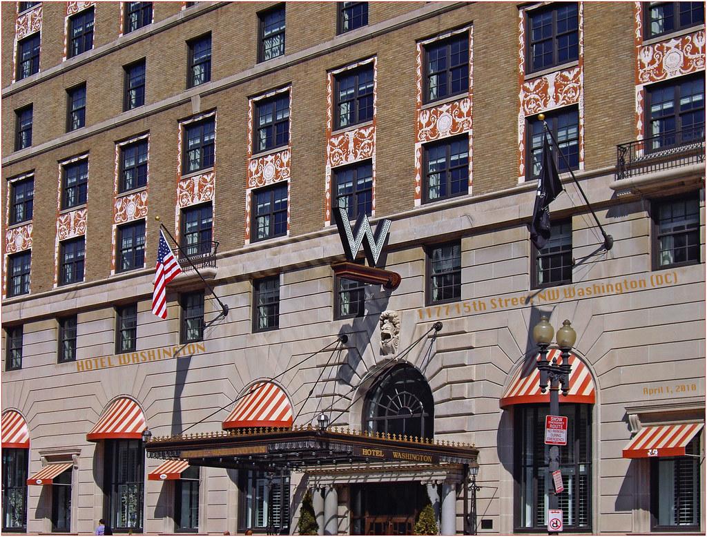 Hotel Washington -- 1177 15th Street NW Washington (DC) April 1, 2010