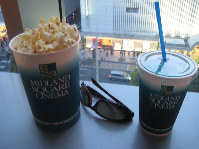 Movie theater popcorn and soda | Flickr - Photo Sharing!