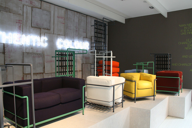 Cassina at the Milan Design Week 2010