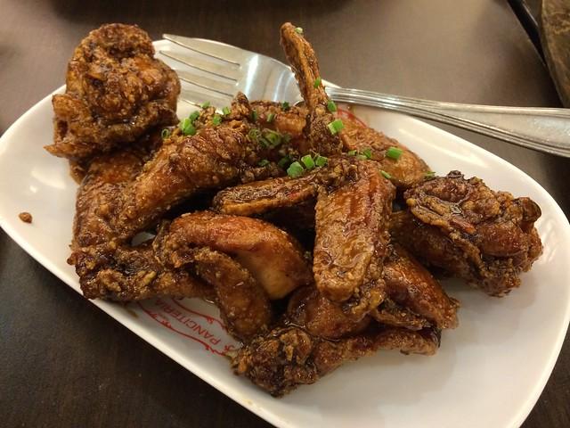 Manchurian wings - Panciteria Lido
