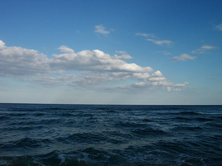 wide wide sea