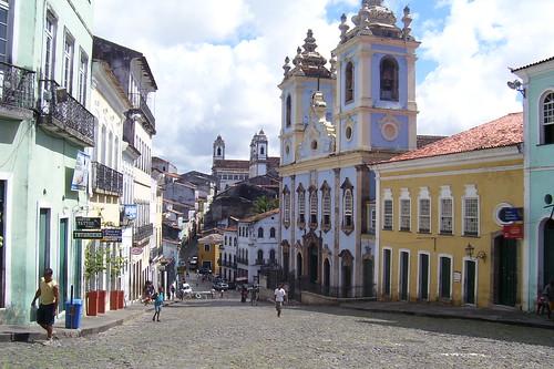 Pelourinho, Salvador's Historic Centre - Salvador, Brazil
