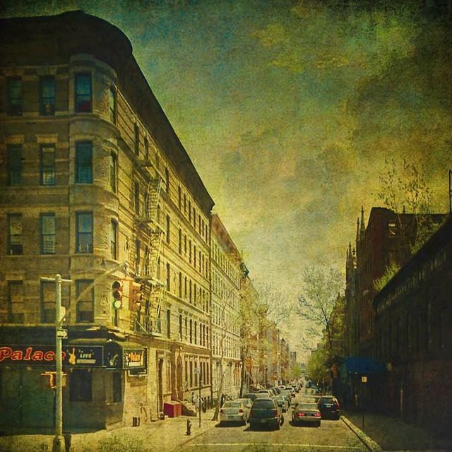 Adam Clayton Powell Jr Blvd - Harlem