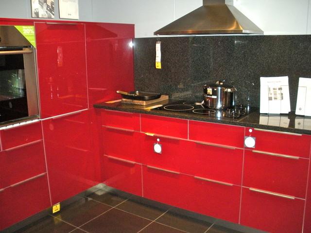 Ikea Red Kitchen Accessories
