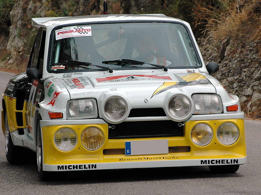 renault 5 turbo 2 kit maxi turbo a photo on flickriver. Black Bedroom Furniture Sets. Home Design Ideas