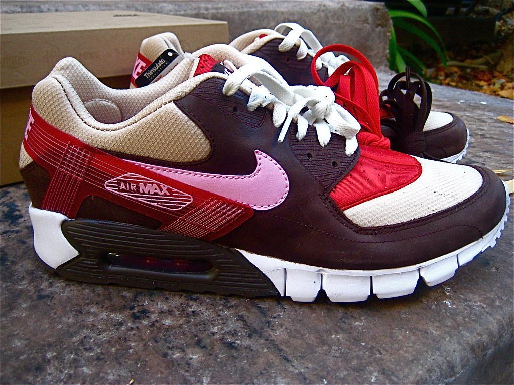 ... Air max 90 (DQM Bacon Huarache)  4d9506261