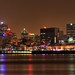 Montreal Skyline at night by Asif A. Ali