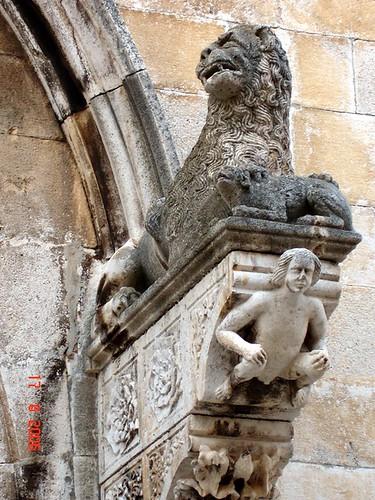 Velencei szárnyas oroszlán