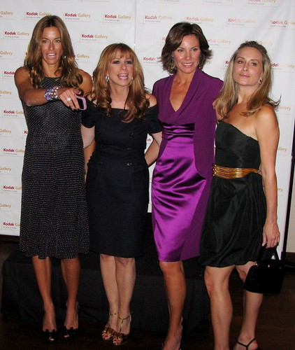 Real Housewives of New York (Image courtesy of Flickr user STYLEMOM)
