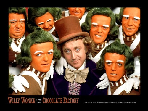Willy Wonka - Great Movie