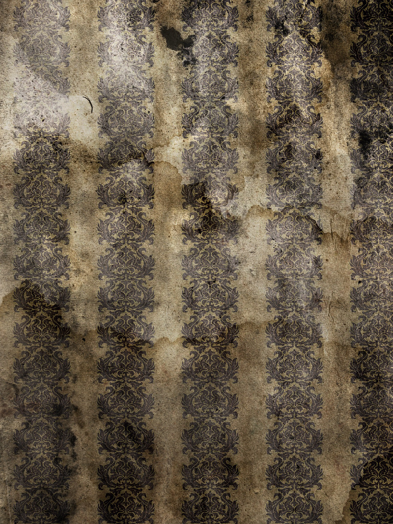 18 free vintage wallpaper textures