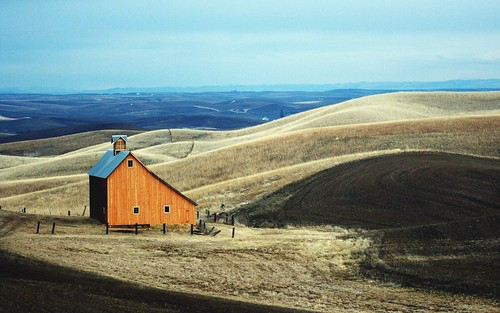 South Palouse Barn