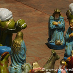Nativity Scenes with Green Camels - Concepcion, Paraguay