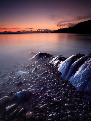 After Sunset - Loch Nan Uamh