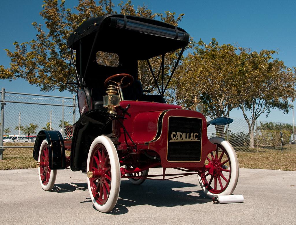 1906 Cadillac Model K: 1906 Cadillac - Model K, 1 Cylinder
