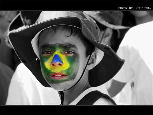 BRASIL, MOSTRA TUA CARA!!!! - Brazil, Show Your Face!!!