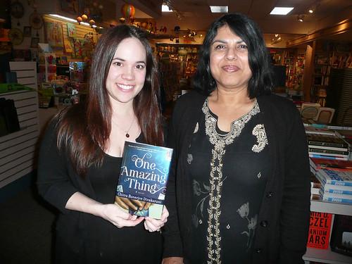 Chitra Divakaruni by Warwick's Books