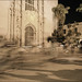 Balboa Park and the Museum of Man Blur by nette1274
