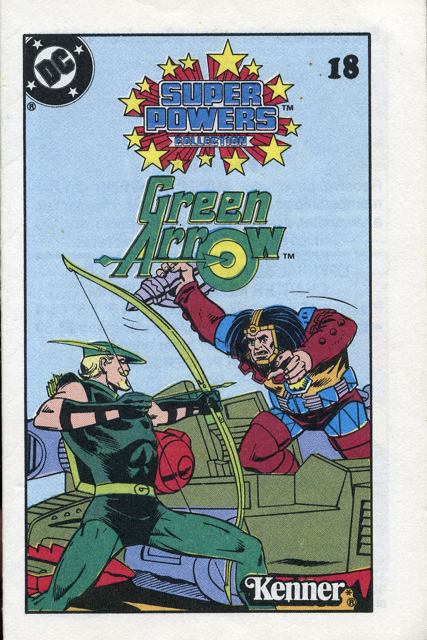 Super Powers - 18 - Green Arrow - 00