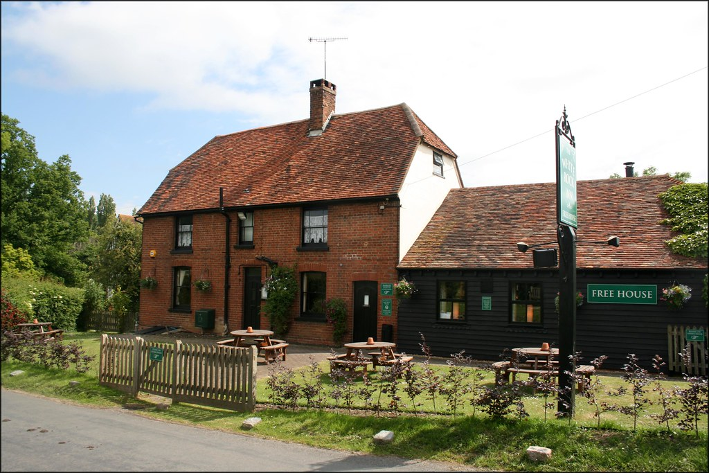 The White Rock Inn, Underriver Near Sevenoaks, Kent