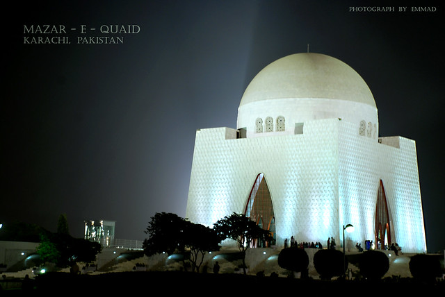 essay on mazar-e-quaid