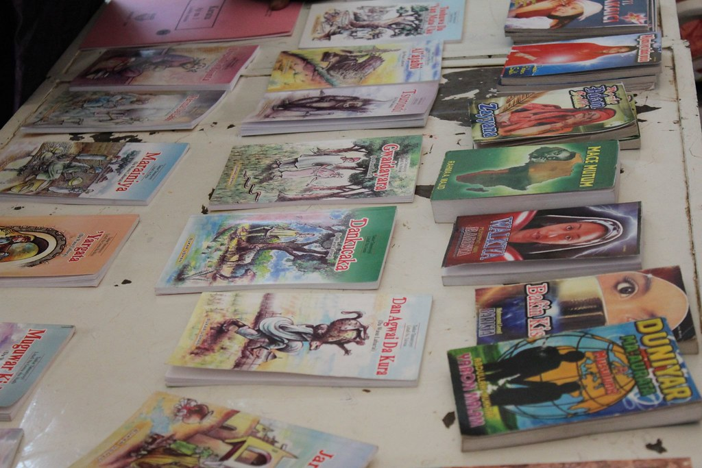 All sizes | Recently published Hausa novels | Flickr - Photo