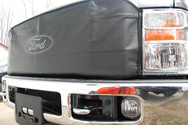Winter Grille Cover For Ford F250