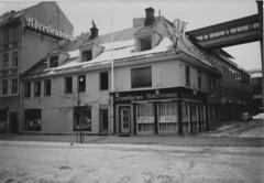 Anarkist og forfatter Arne Dybfests barndomshjem i Nordre gate 1