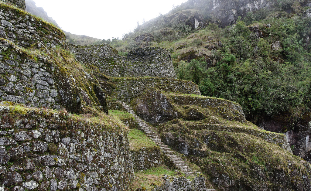 Phuyupatamarka, Inca Trail (Third Day), Peru