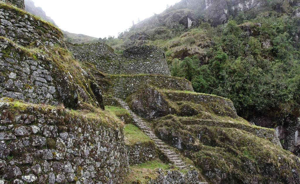 Phuyupatamarka, Inca Trail (Third Day), Peru