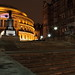 Small photo of Royal Alber Hall by night