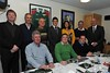 Construction Index/Bell & Webster at Leicester Tigers